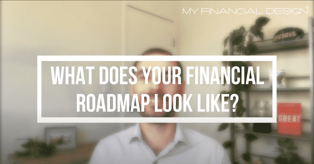 What does your financial roadmap look like blog post