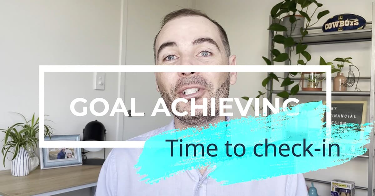 Goal Achieving Check-In