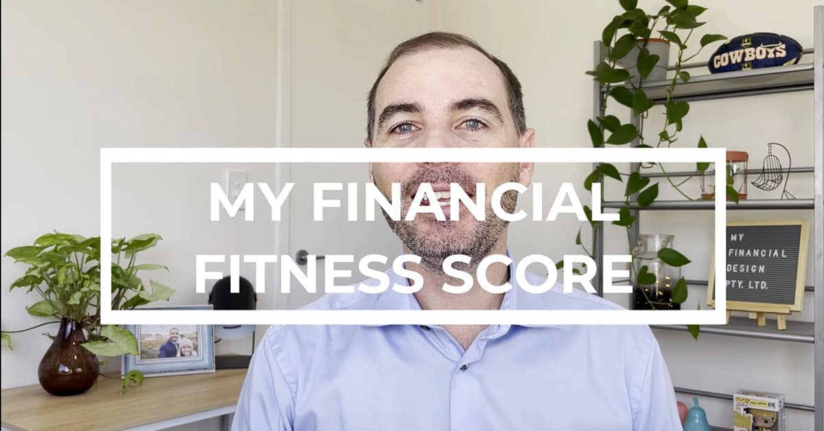 Take The My Financial Fitness Score
